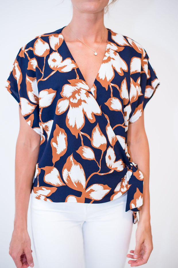 The Flower Shop Blouse