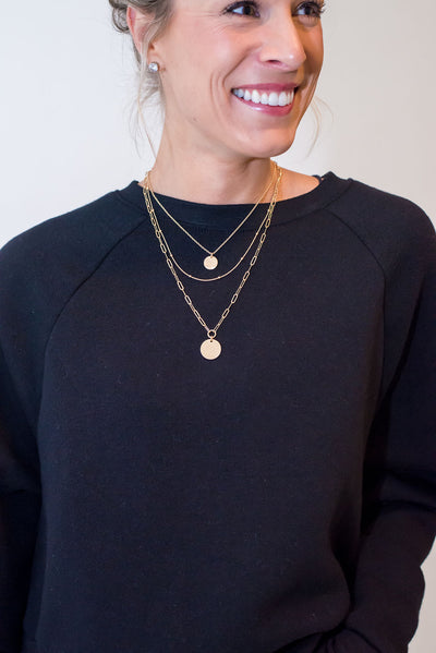 The Triple Layer Everything Necklace