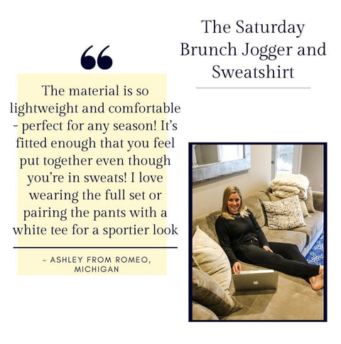 The Saturday Brunch Sweatshirt by Sen