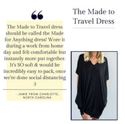 The Made to Travel Dress by Sen