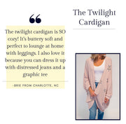 The Twilight Cardigan by Lauren Moshi