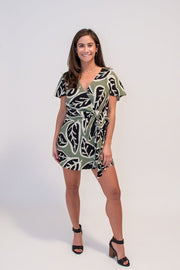 The Sage Leaf Romper