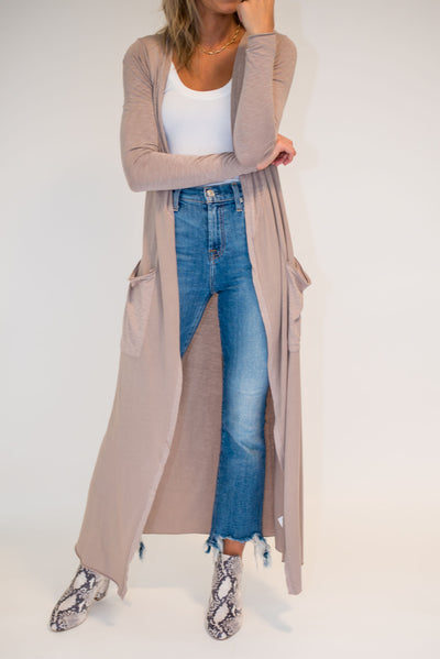 The Sand Dunes Cardi by LA Made