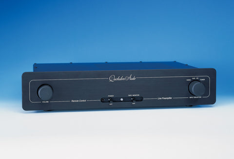 REMOTE CONTROL LINE STAGE PREAMPLIFIER