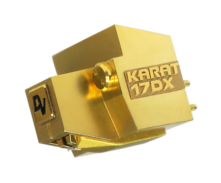 DV KARAT 17DX MC Cartridge