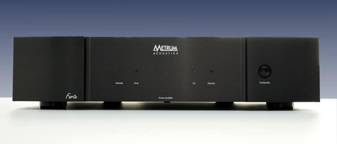 FORTE BY METRUM ACOUSTICS