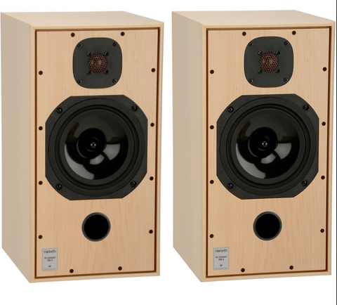 Harbeth C7ES-3 XD Standmount Speakers