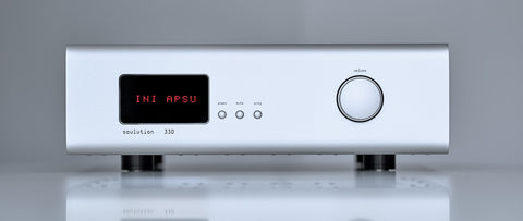 soulution 330 integrated amplifier