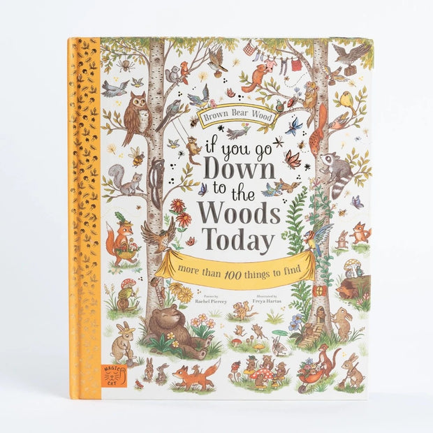 [PO] If You Go Down To The Woods Today