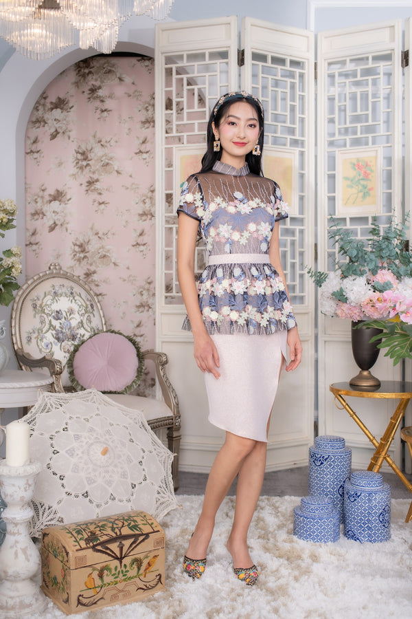 LNR'20 Hi-Low Cheongsam - Multi