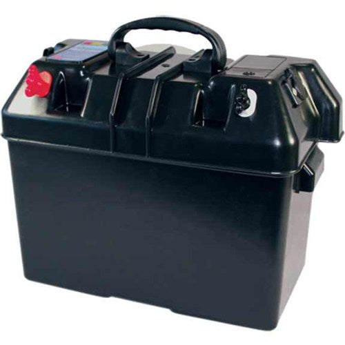 Easterner Battery Power Box with Fittings and Power Tester