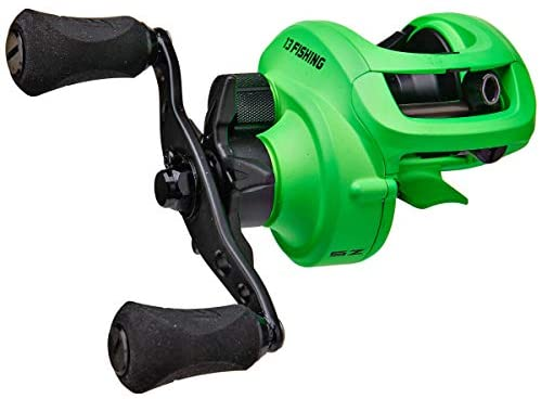 13 Fishing Inception Sport Z Baitcast Reel