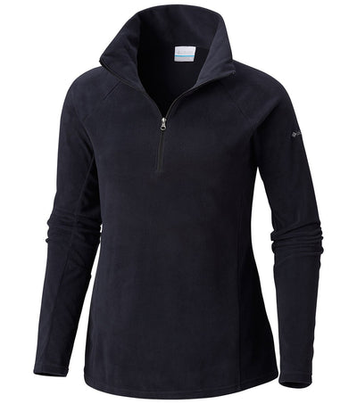 Columbia Glacial IV Half Zip Womens Fleece Black
