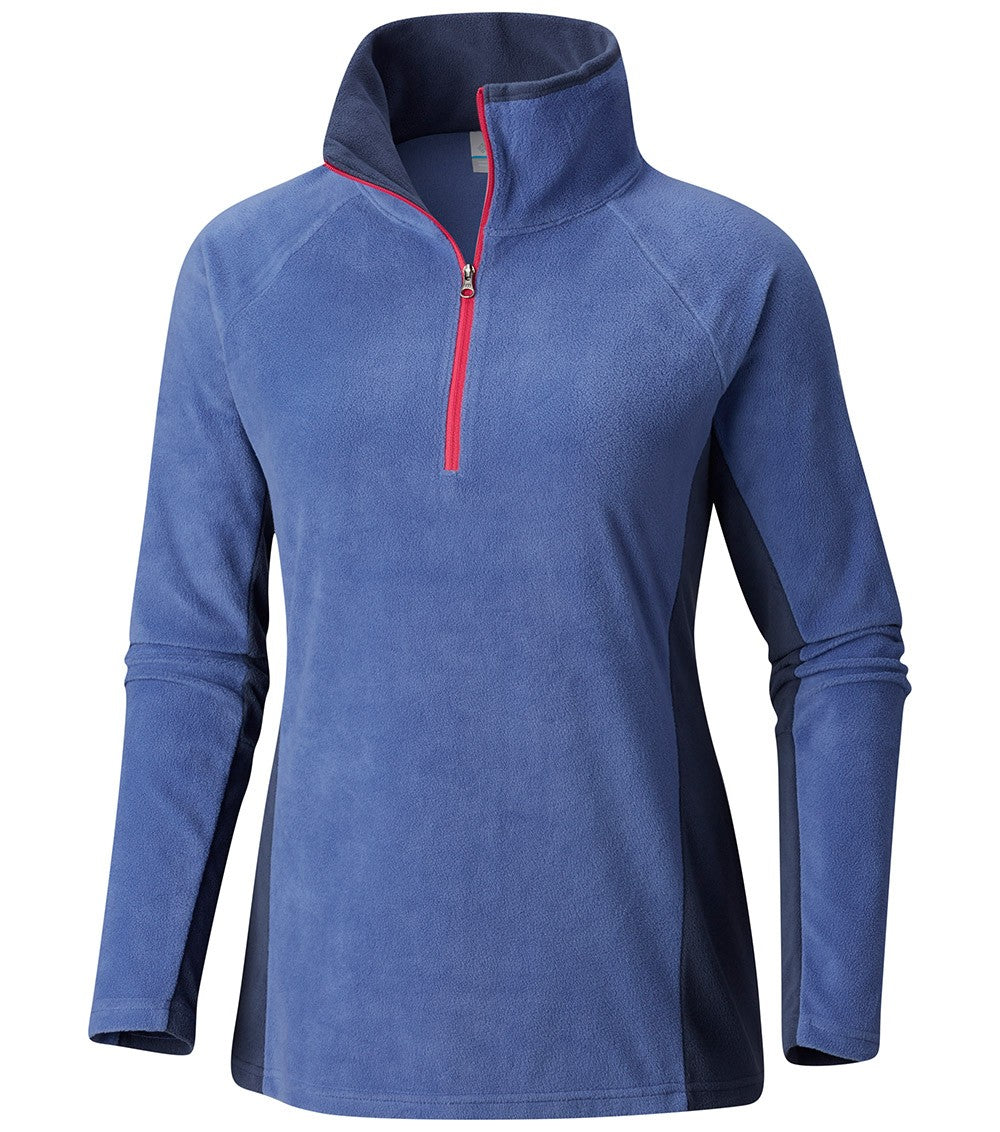 Columbia Glacial IV Half Zip Womens Fleece Eve, Nocturnal