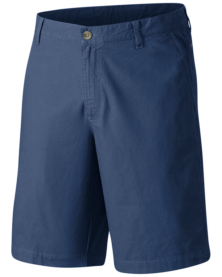 Columbia PFG Bonehead II Mens Shorts Collegiate Navy