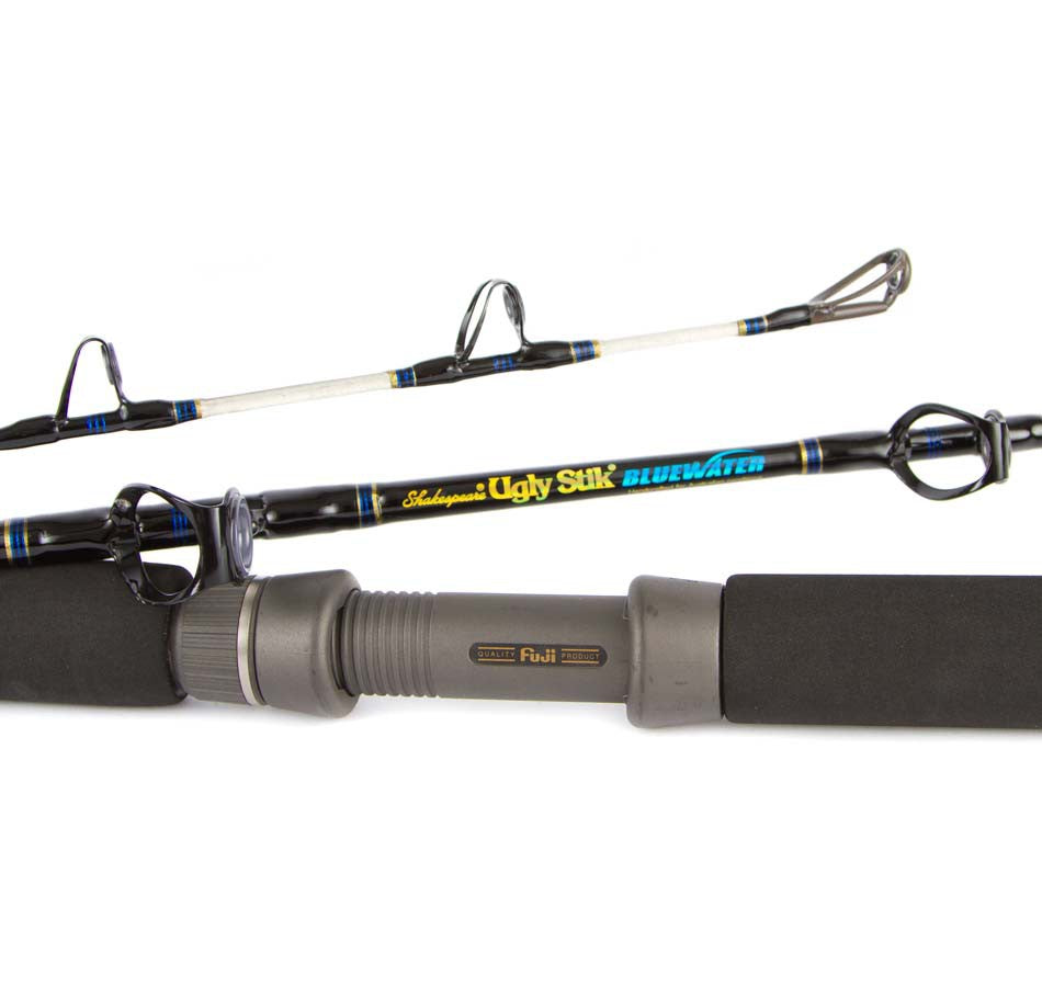 Shakespeare Ugly Stik Bluewater Overhead Rod - USB-SU701524HL