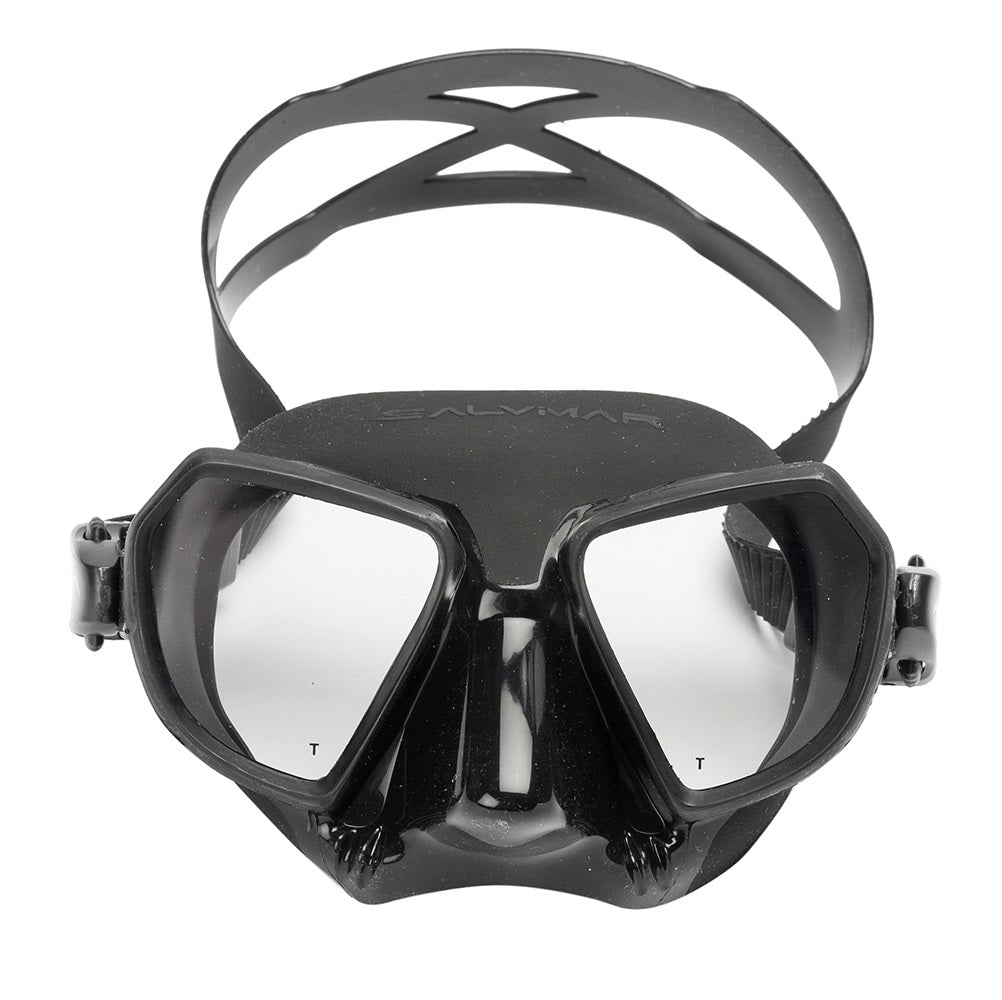 Salvimar Noah Black Dive Mask