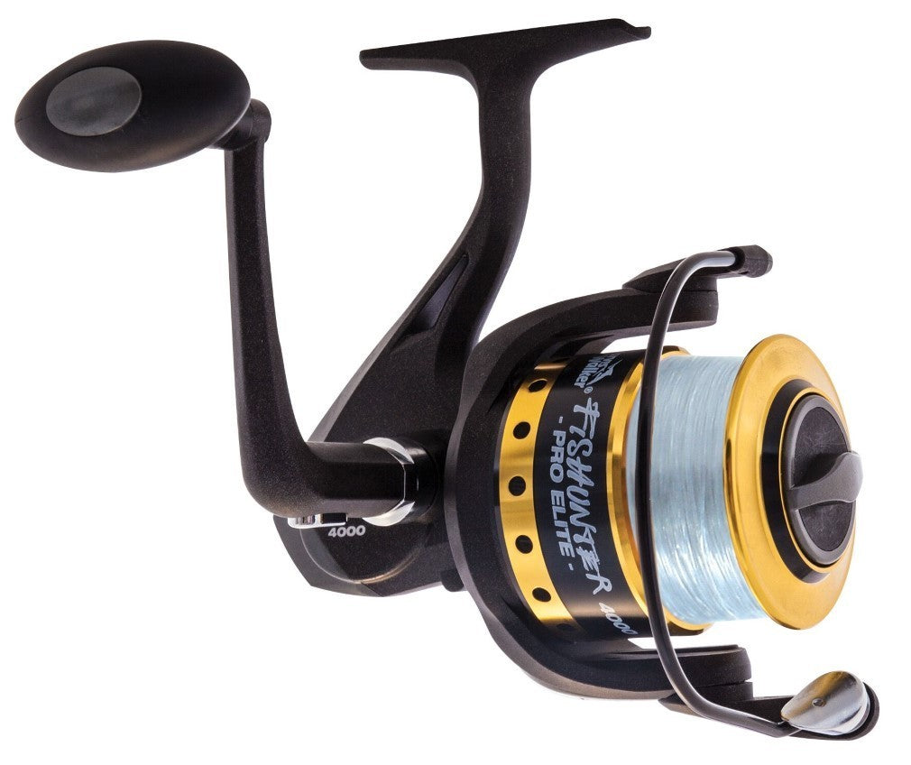 Jarvis Walker Fishunter Pro Elite 2000 Spin Fishing Reel