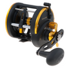 Penn Squall Level Wind Star Drag Overhead Reel