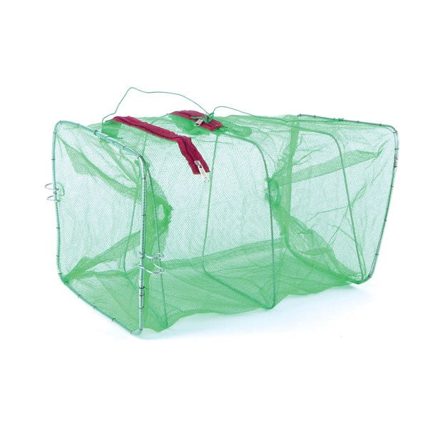 Net Factory Collapsible Bait Trap with 1.5 inch rings - JW35037