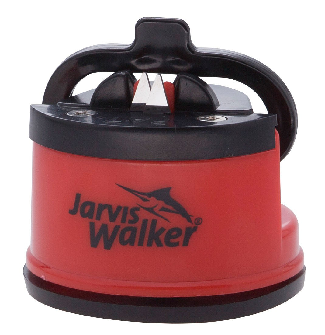 Jarvis walker Knife Sharpener with Vacuum Suction Base