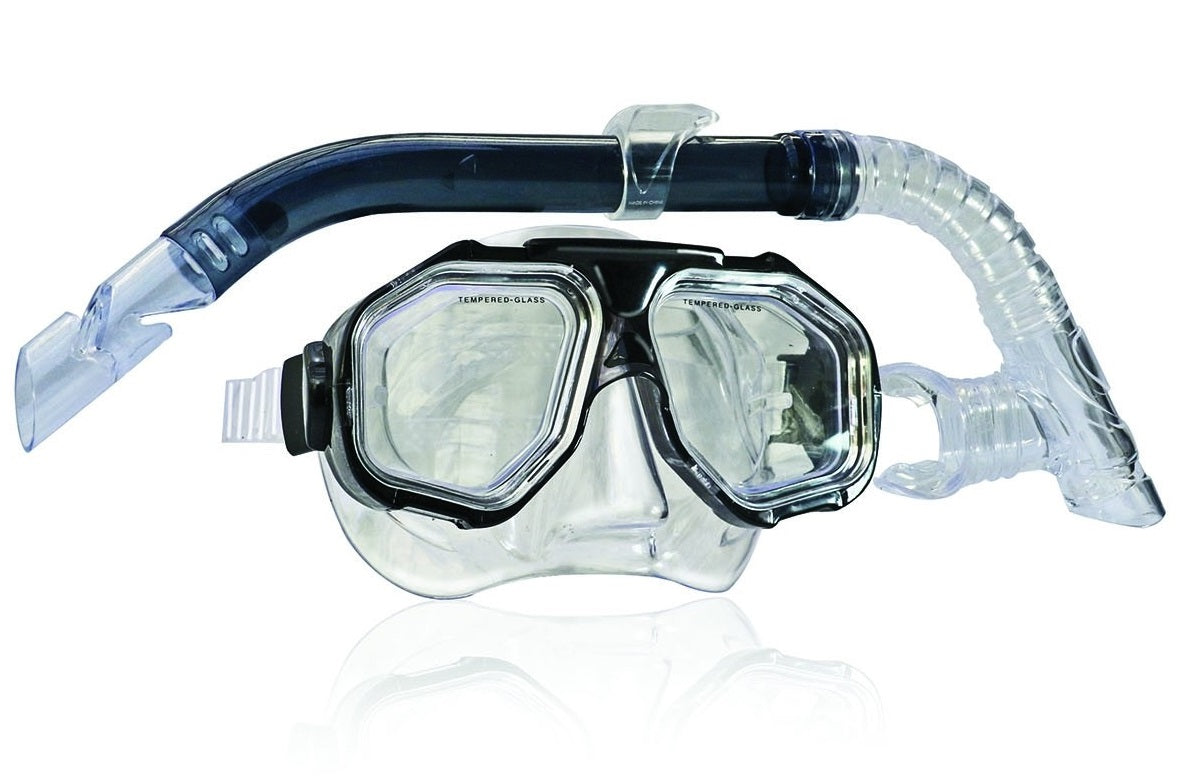Land and Sea Dunk Island Mask and Snorkel Set
