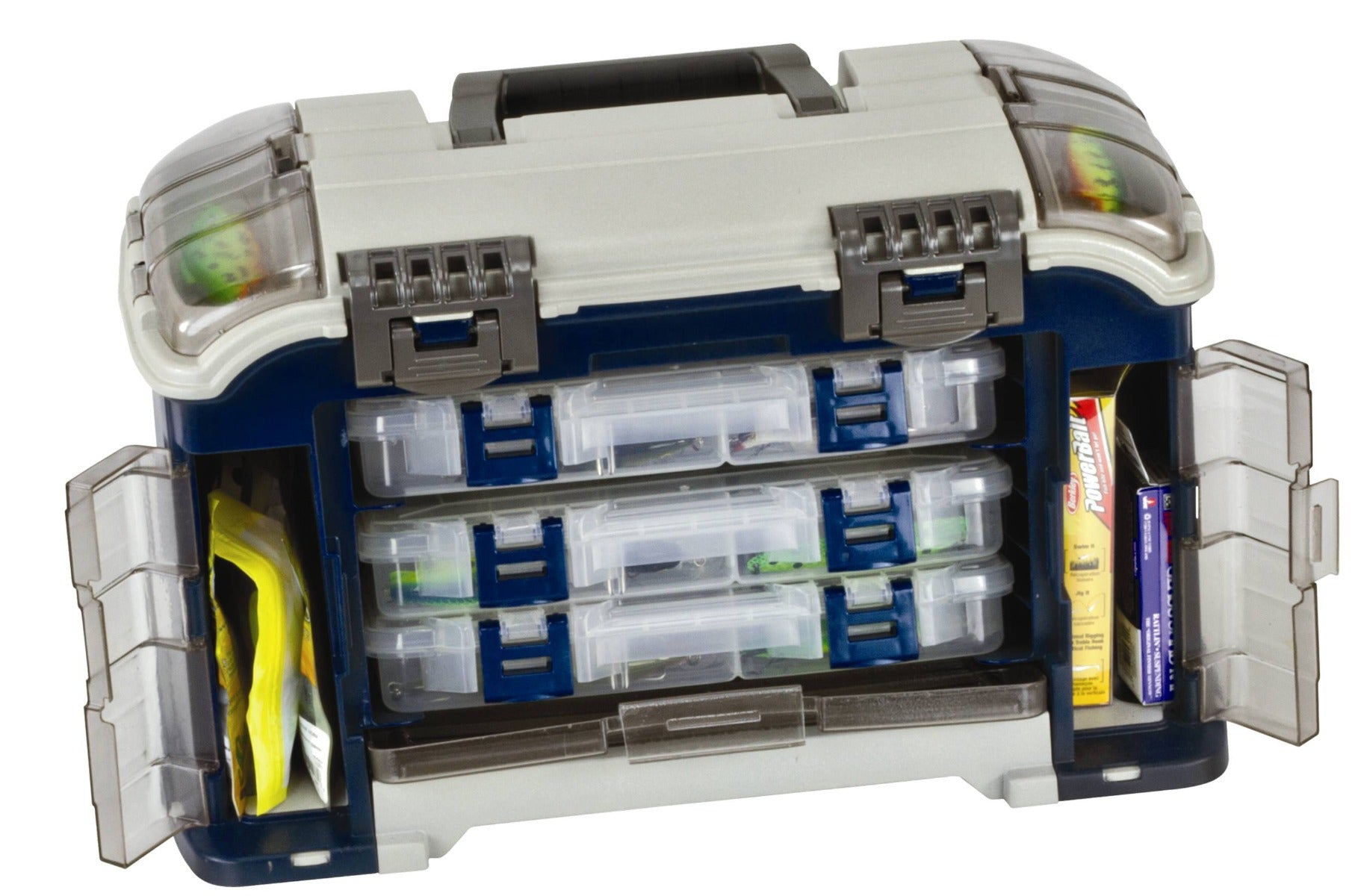 Plano 728 Angled System Tackle Box