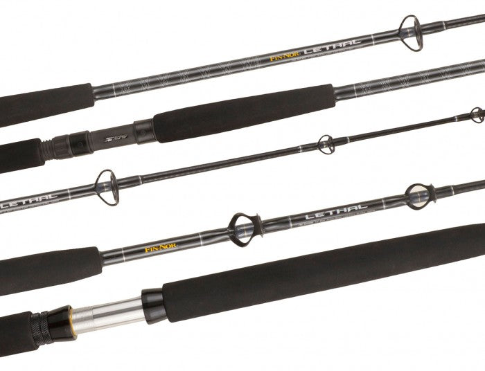 Fin Nor Lethal 60 Reel and Rod Combo