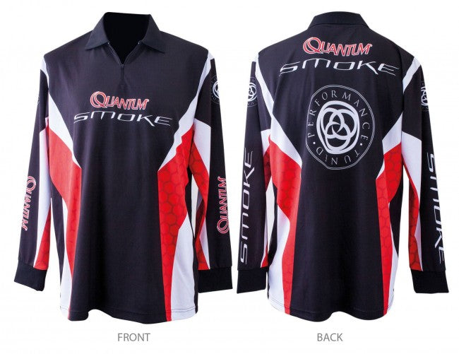 Quantum Smoke Tournament Long Sleeve Fishing Shirt