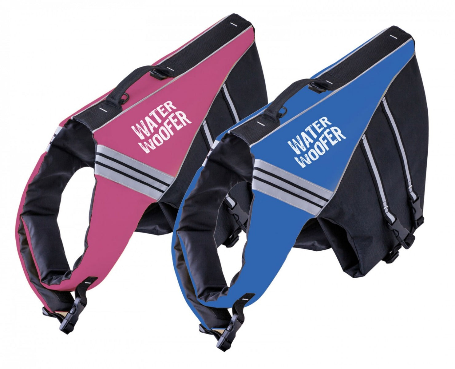 Water Woofer DFD Dog Floatation Device Life Jacket