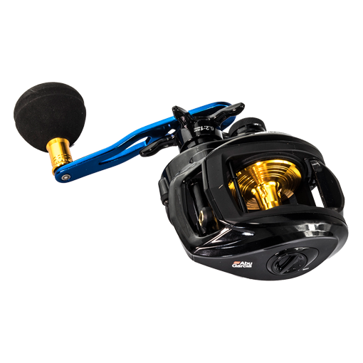 Abu Garcia Ocean Field Low Profile Jigging Baitcast Reel