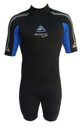 Adrenalin Aquasport Spring Short Sleeve Wetsuit