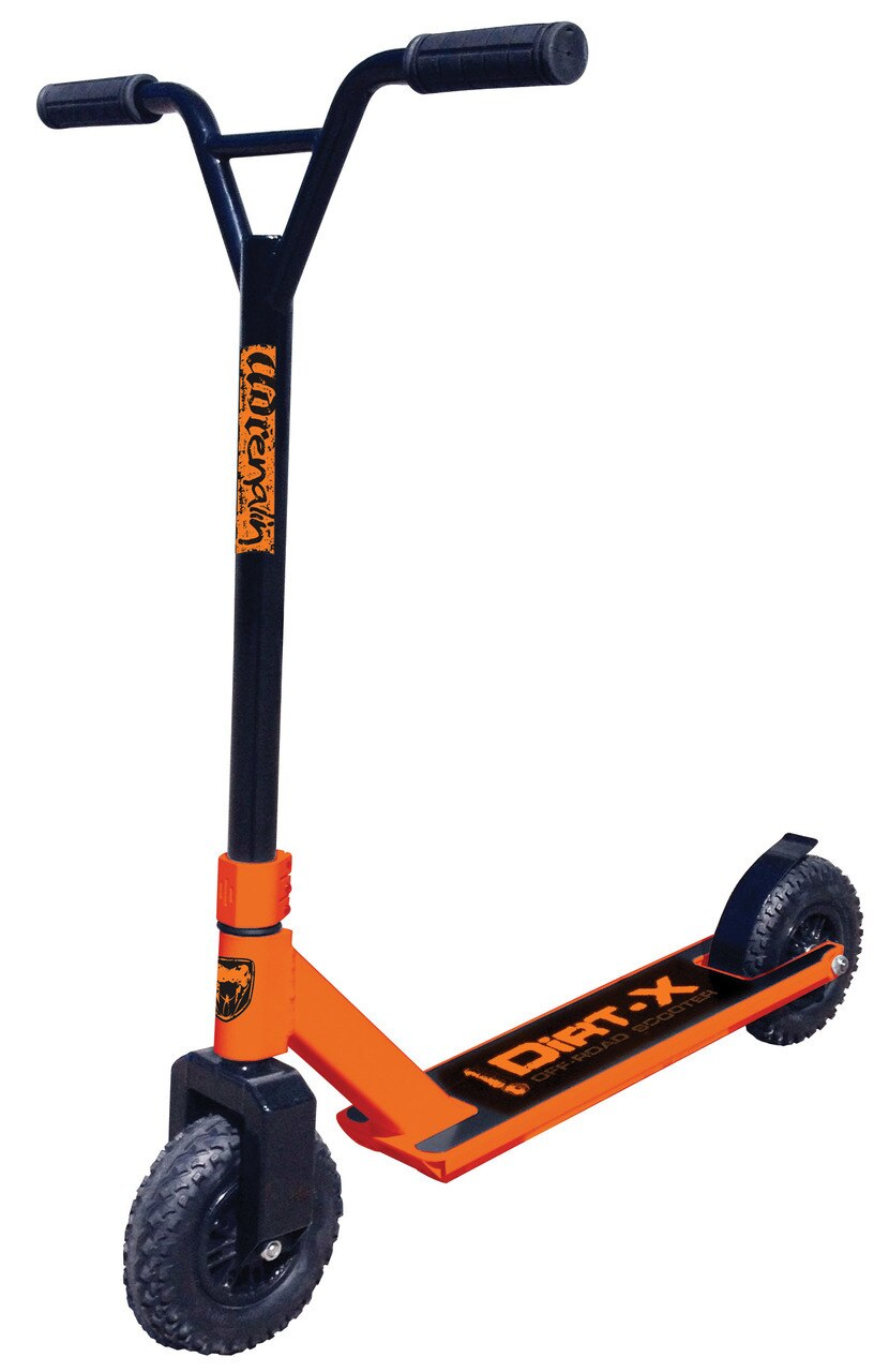 Adrenalin Dirt-X Off Road Orange Scooter