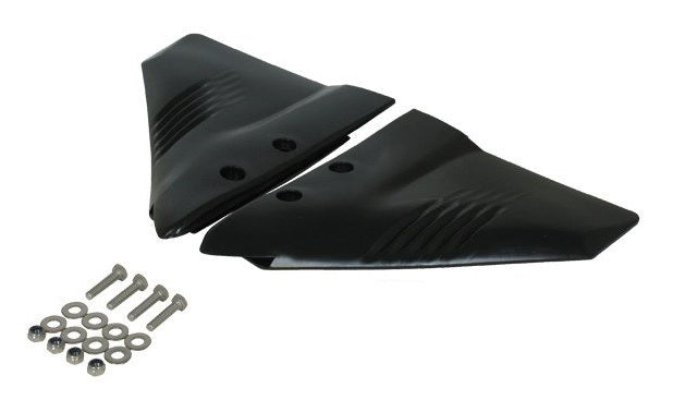 BLA Small Black Hydrofoil for Outboards - 25HP