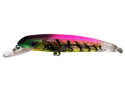 Balista Firestorm 120mm Shallow Flashing LED Hard Body Lure