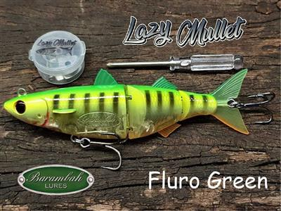 Barambah Lures Lazy Mullet 150mm Swimbait Lure