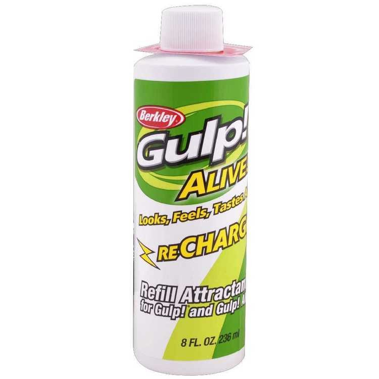 Berkley Gulp Alive Recharge Liquid 236ml