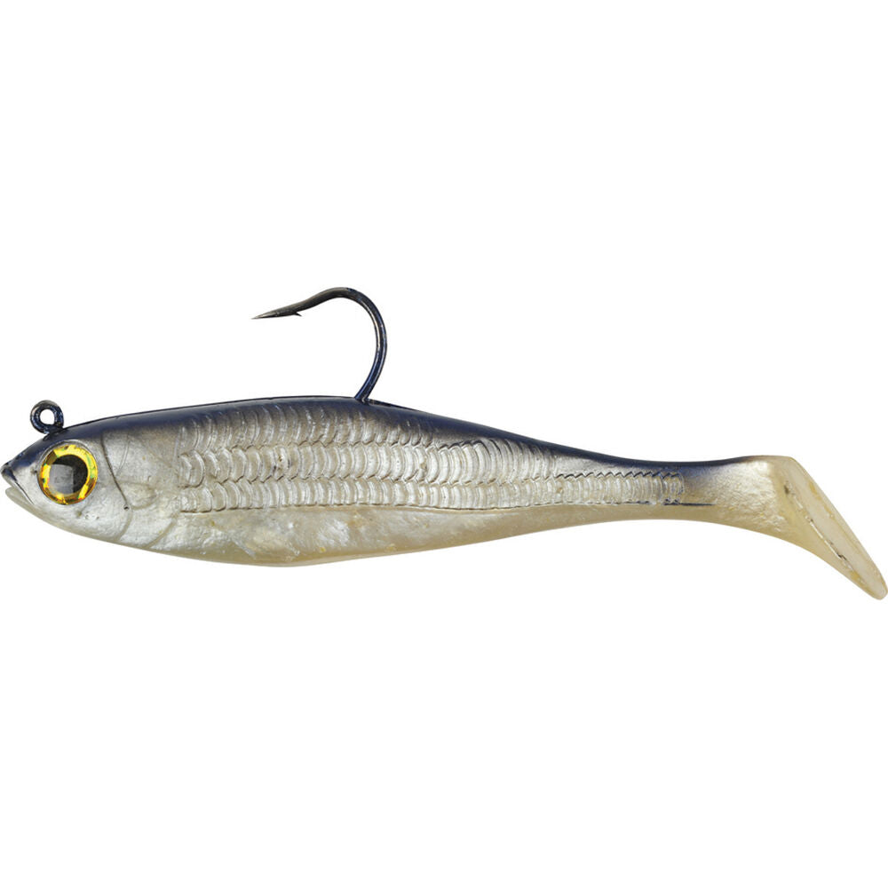 Berkley Powerbait Rigged Swim Shad 6 inch Soft Plastic Lure