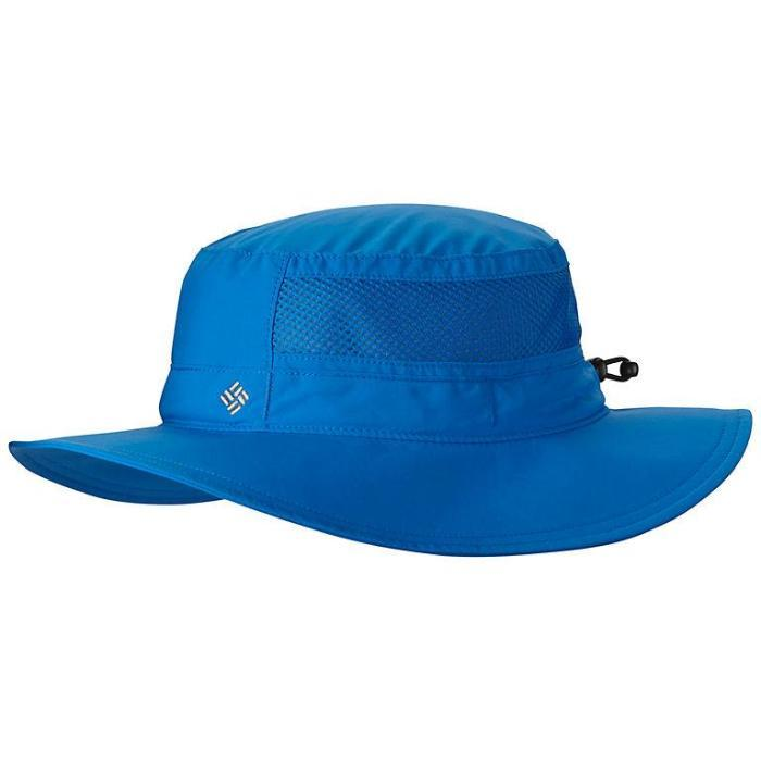 Columbia Bora Bora Junior Kids Wide Brim Blue Hat