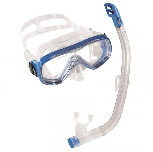 Cressi Ondina VIP Junior Mask and Snorkel Set