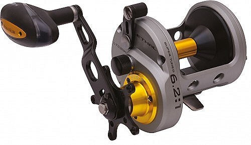 Fin-Nor Lethal Star Drag Overhead Reel