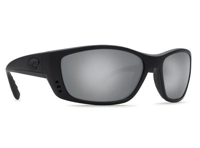 Costa Del Mar Fisch Matte Black Frame Polarised Sunglasses