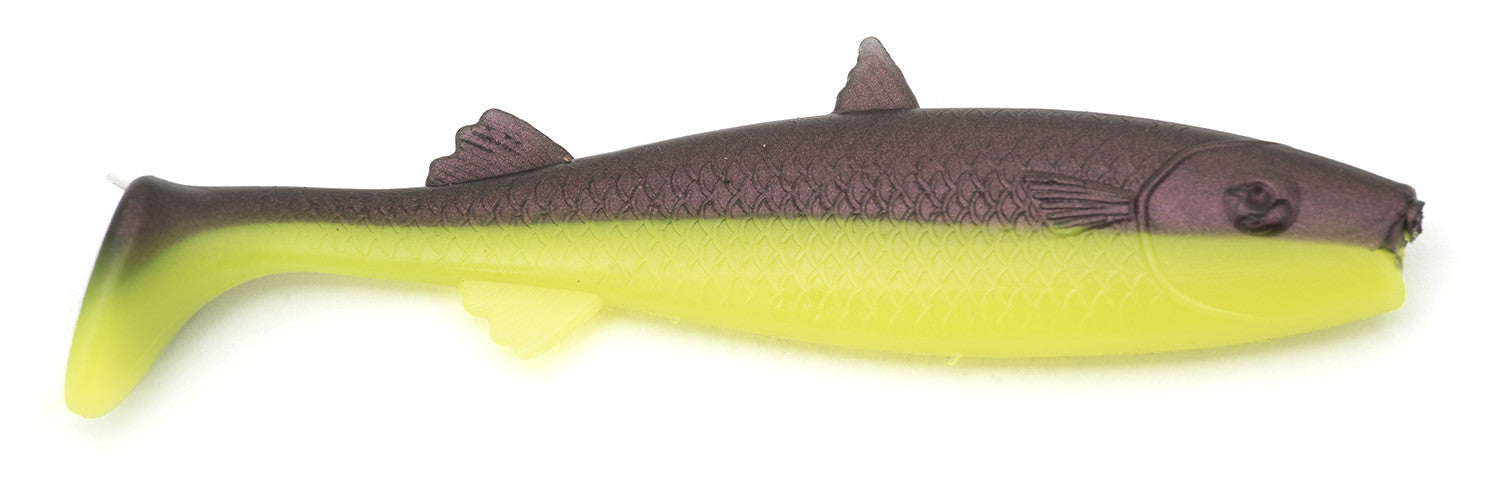 Fuze Fin Bait 80mm Soft Plastic Lure