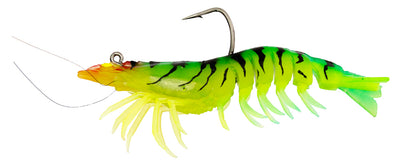 Zerek Absolute Shrimp 3.5 Inch Soft Plastic Lure