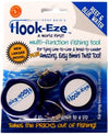 Hook-EZE Bluewater Knot Tying Tool Twin Pack