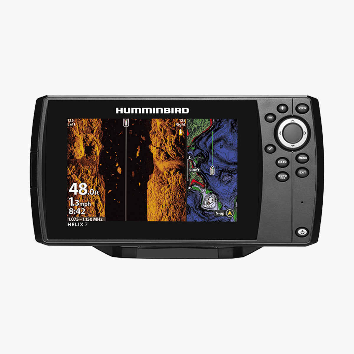 Humminbird Helix 7 CHIRP MEGA SI GPS G3N with Navionics Non Networking - 104562B