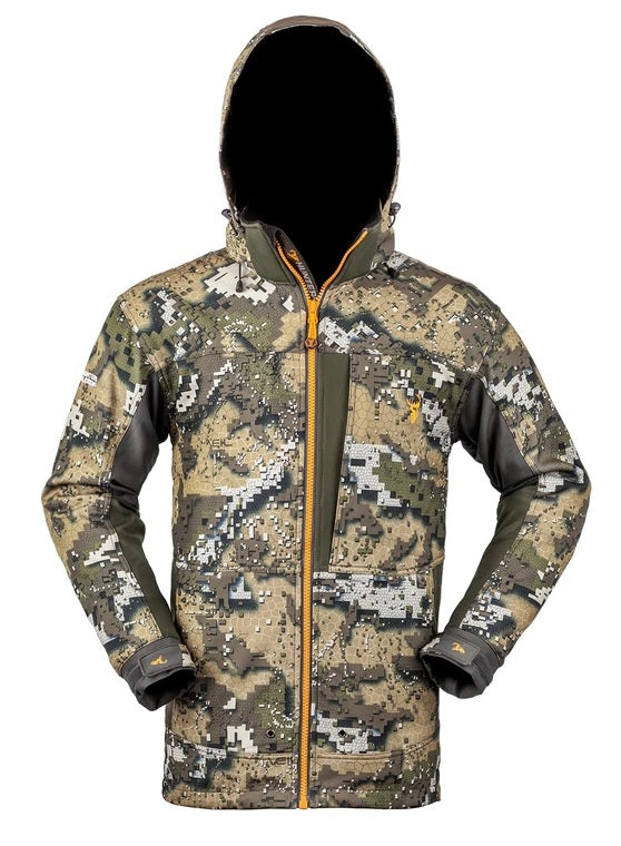 Hunters Element Mens Traverse Jacket Desolve Veil