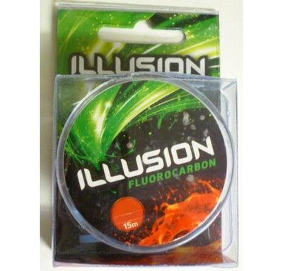 Illusion Fluorocarbon Leader 15m