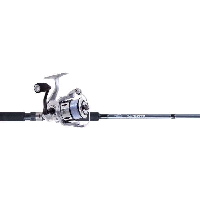 Jarvis Walker Pro Hunter Quality Spooled Fishing Rod and Reel Combo