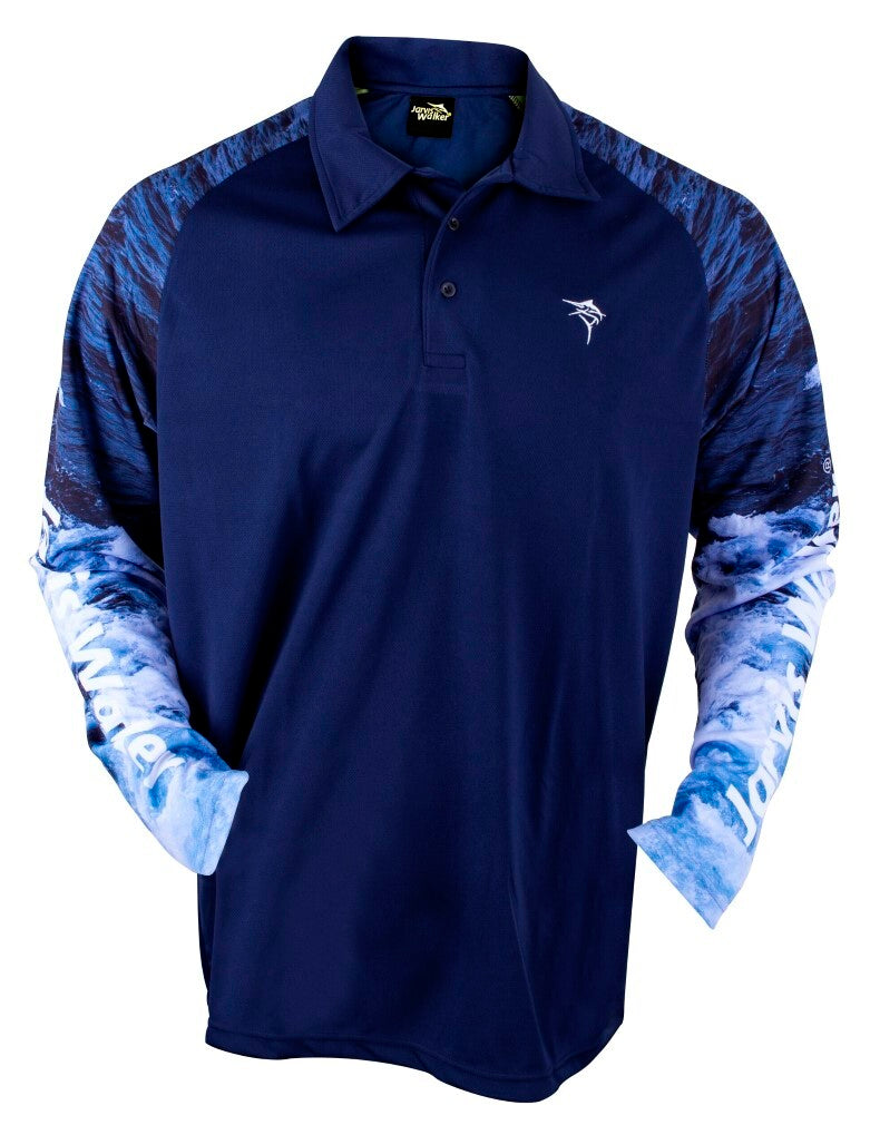 Jarvis Walker Long Sleeve Sublimated Fishing Shirt